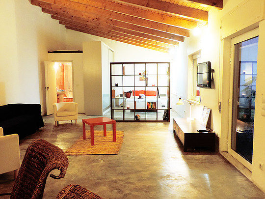 Studio Lounge in Alameda Lisbon