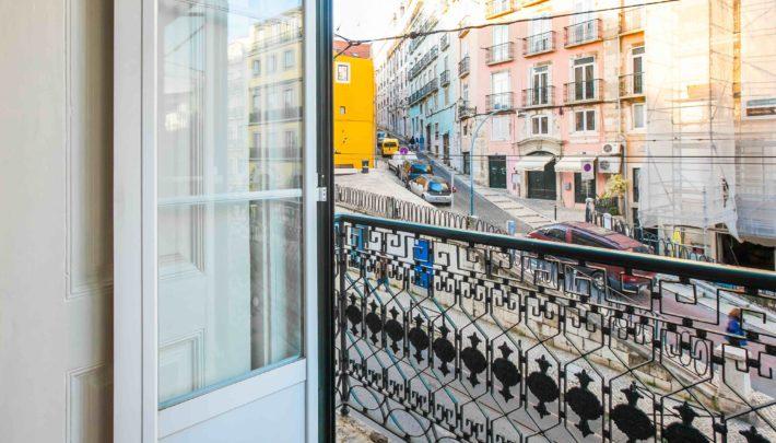 Room 01 Balcony